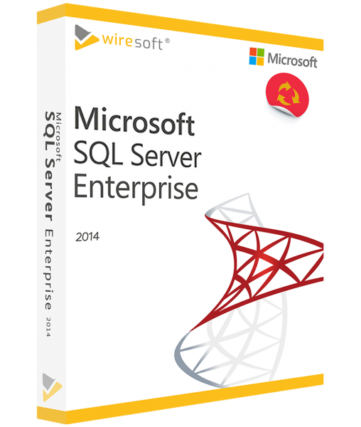 MICROSOFT SQL SERVER 2014 ENTERPRISE