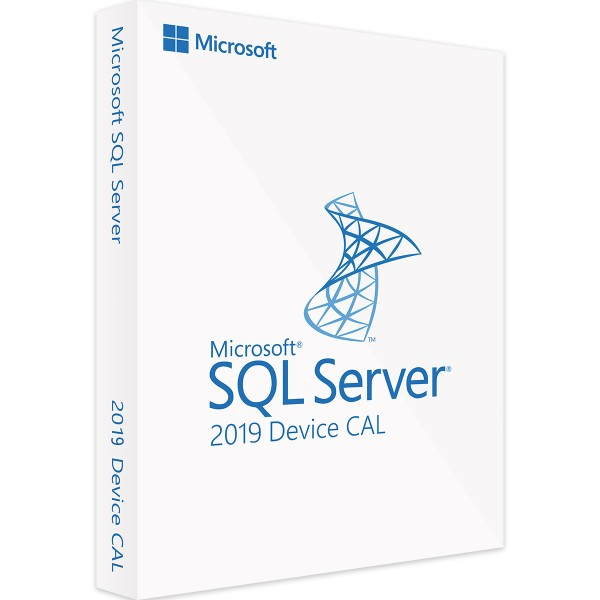MICROSOFT SQL SERVER 2019 DEVICE CAL