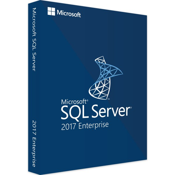MICROSOFT SQL SERVER 2017 ENTERPRISE 2-CORE