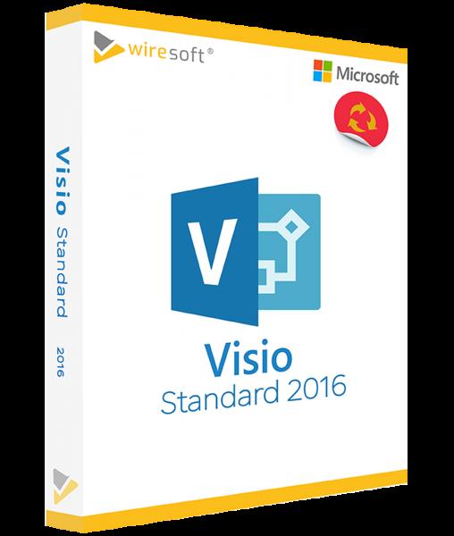 MICROSOFT VISIO 2016 STANDARD