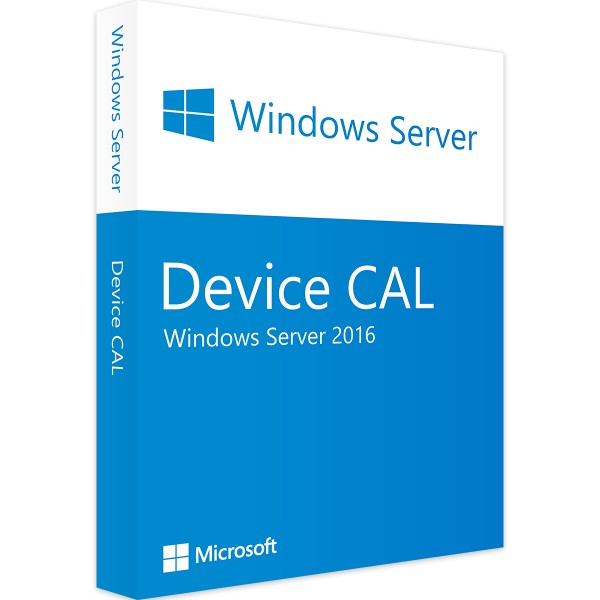 MICROSOFT WINDOWS SERVER 2016 DEVICE CAL