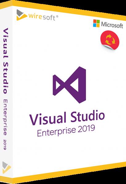 MICROSOFT VISUAL STUDIO 2019 ENTERPRISE