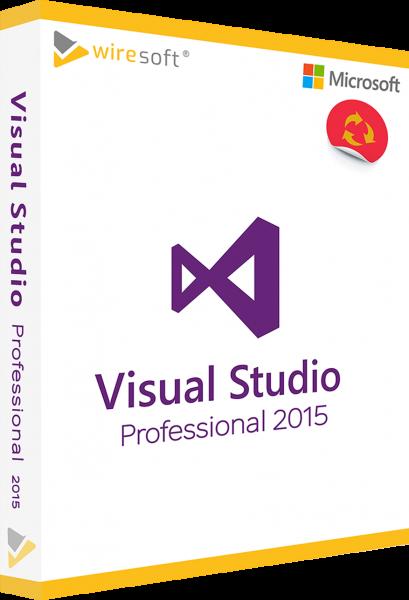 MICROSOFT VISUAL STUDIO 2015 PROFESSIONAL