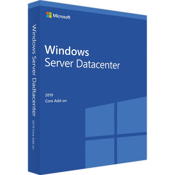 MICROSOFT WINDOWS SERVER 2019 DATACENTER 2 CORE