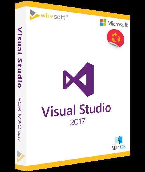 MICROSOFT VISUAL STUDIO 2017 VOOR MAC