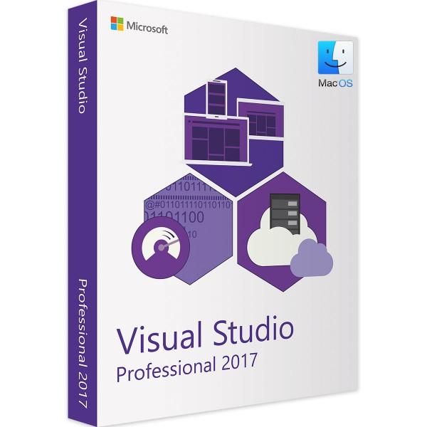 MICROSOFT VISUAL STUDIO 2017 FOR MAC
