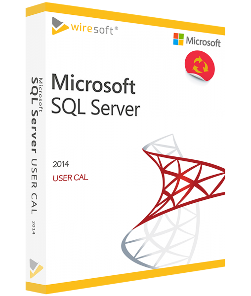 MICROSOFT SQL SERVER 2014 USER CAL