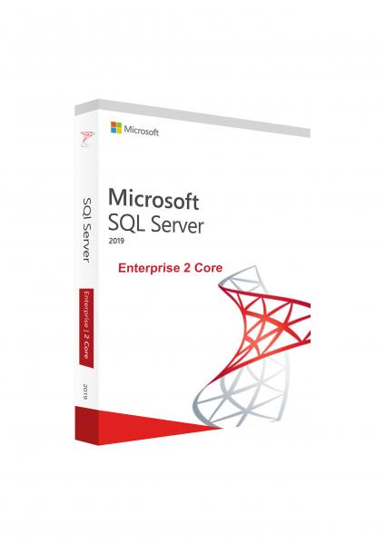 MICROSOFT SQL SERVER 2019 ENTERPRISE 2-CORE