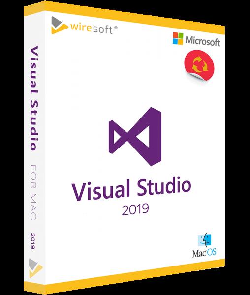 MICROSOFT VISUAL STUDIO 2019 VOOR MAC